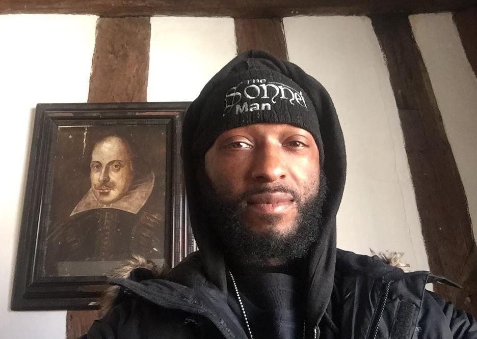Shakespeare Man